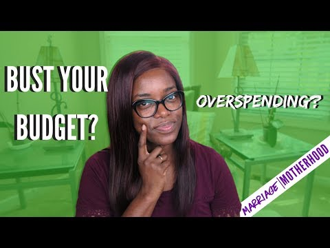 What to do when you Overspend? | Busting your Budget | Debt Free Friday
