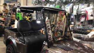 2017 Golf Cart Raptor customized