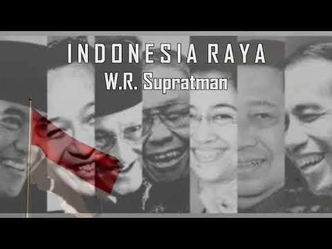 Indonesia Raya Cipt W R Supratman Akhyan Nurruddin Video