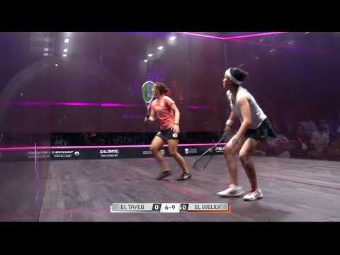 Squash tips: Physical analysis with Gary Nisbet - Speed