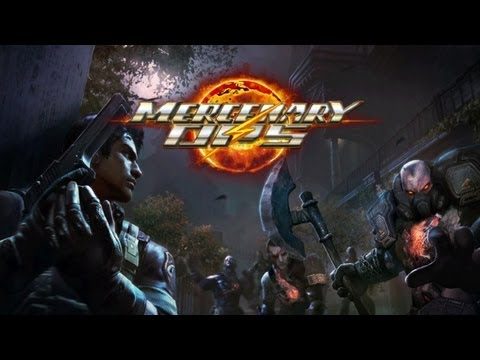 Mercenary Ops Trailer