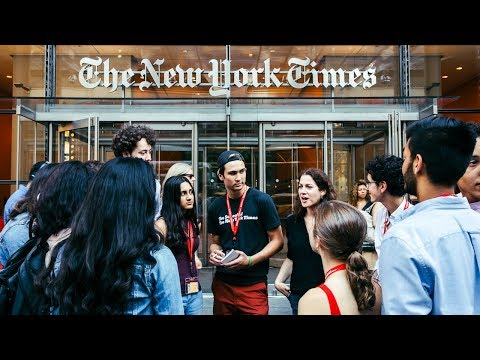 The School of The New York Times: Immigration in New York: Law/Journalism/Culture