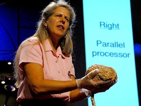 "Jill Bolte Taylor's ""Stroke Of Insight"" – TED Talks"