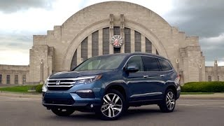 2016 Honda Pilot Review – First Drive
