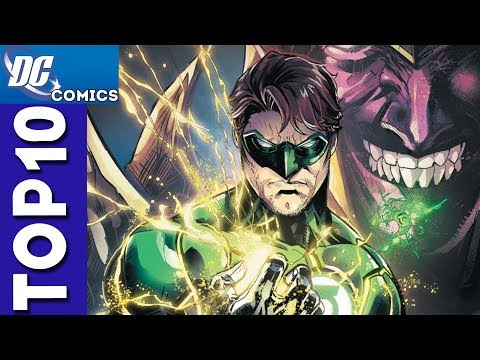 Top 10 Hal Jordan Moments From Green Lantern: The Animated Series #1