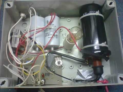 electrificadores rga