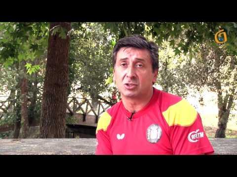 Entrevista a Juan Bautista Pérez de Tenis de Mesa