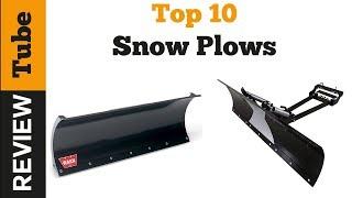 4. ✅ATV Snow Plow: Best ATV Snow Plow (Buying Guide)