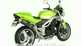 9. Triumph Speed Triple 955i - Specification and Details
