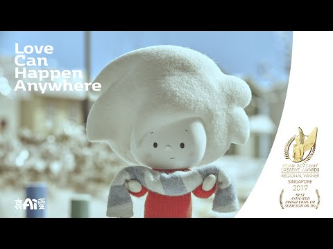 Love Can Happen Anywhere - Animated Short Film