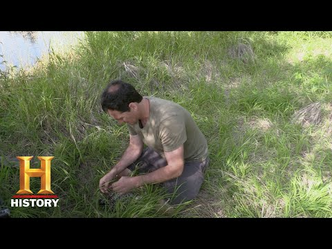 Alone: Dave Goes Hunting (Season 5, Episode 2) | History