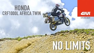 Givi per Honda Africa Twin 2016 - Video Dalla Rete