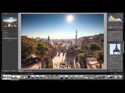 Efektywne wywoływanie plików RAW w Adobe Lightroom - poradnik wideo