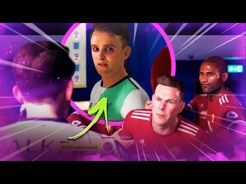 Kinoplex - WILLIAMS vs WALKER: A GRANDE LUTA!! - FIFA 18  THE EVIL JOURNEY 2 #14 ‹SHERBY›