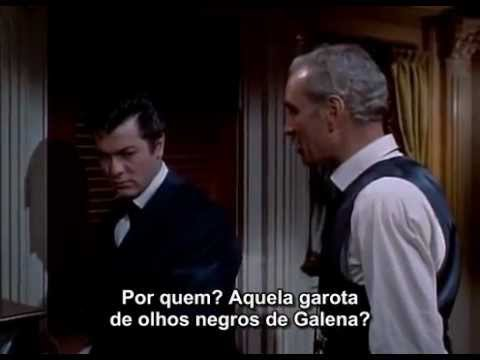Tony Curtis - The Rawhide Years (O Vício Singra O Mississipi) 1955 Part1 (Nao Tenho Mais A Part 2)
