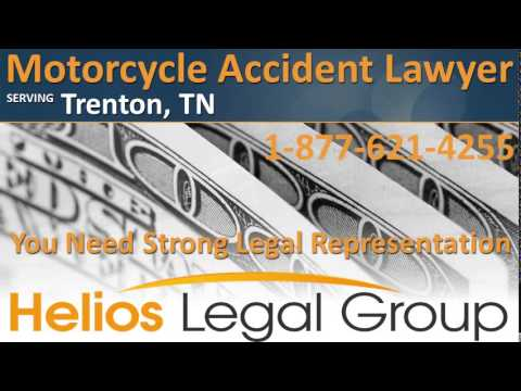 Trenton Motorcycle Accident Lawyer & Attorney – Tennessee