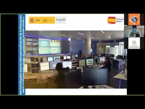 Webinar: Study in Spain with Global Education