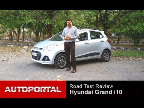 "Hyundai Grand i10 Review ""Test Drive"" – AutoPortal"