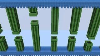 Flappy Bird Recreated In Minecraft - By CodeCrafted