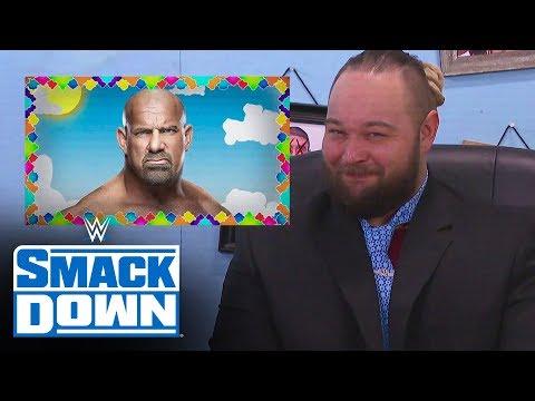 """The Fiend"" Bray Wyatt is next for Goldberg: SmackDown, Feb. 7, 2020"