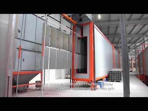 Erkan Raf - Shelf Painting Facility
