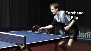 #16 Forehand Flip