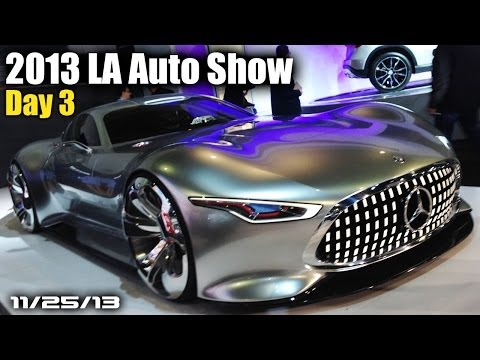 Auto - Welcome to Day 3 of FLD's coverage from the 2013 LA Auto Show! It's all the stuff that you didn't see the first two days including the new face lifted Honda ...