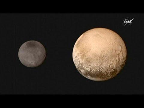 Πέρασμα του New Horizons από τον Πλούτωνα