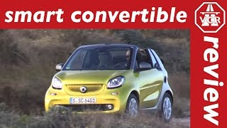 2016 smart fortwo convertible (453) - In-Depth Review, FULL Test, Test Drive and by Video Car Review