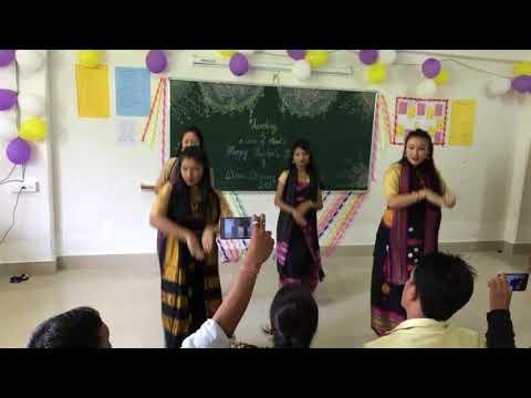 Video Beautifull Boro dance (tribal dance of boro people) download in MP3, 3GP, MP4, WEBM, AVI, FLV January 2017