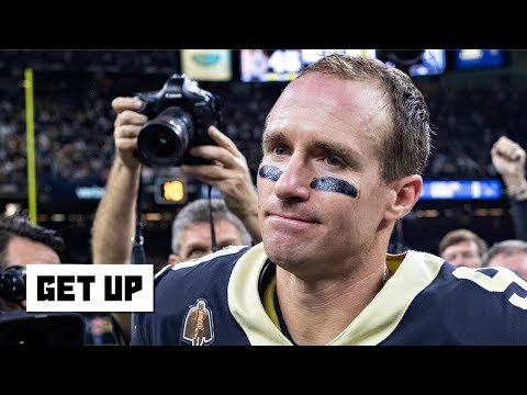 Video: The Saints have to grow from heartbreaking playoff losses – Drew Brees | Get Up