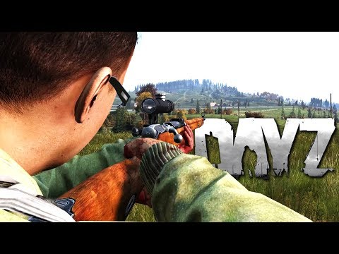 DayZ 0.63 - Revenge With The New Mosin And PU Scope!