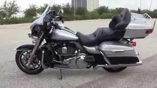 6. 2015 Harley Davidson FLHTK Ultra Limited Motorcycle - Specs