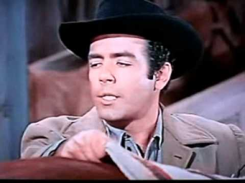 Pernell Roberts sings - Lily of the west