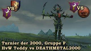 HvW Teddy vs DEATHMETAL - Gruppe E Total War: Warhammer 2 Deutsch