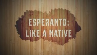 An interview with 6 of the ca. 1000 worldwide native speakers of the constructed language Esperanto. Video on occasion of the UN International Mother ...