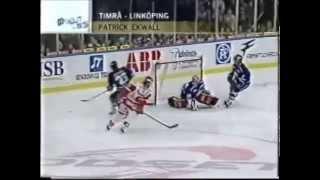 Timrå IK - Linköpings HC  22/11 - 2001