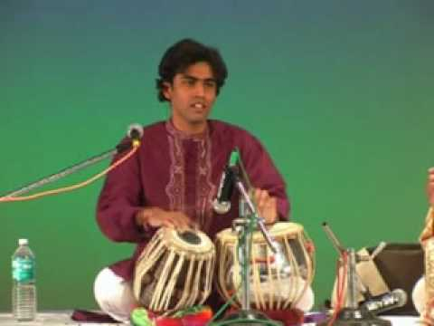 Jugalbandi Ramendra Singh Solanki(tabla) & Sukhad Munde(pakhavaj) Part-1