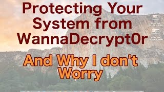 In this video, we'll discuss WannCry, Windows updates, backups and methods to protect your system from ransomware. Sources for this video:Global 'Wana' Ransomware Outbreak Earned Perpetrators $26,000 So Farhttps://krebsonsecurity.com/2017/05/global-wana-ransomware-outbreak-earned-perpetrators-26000-so-far/Don't tell people to turn off Windows Update, just don'thttps://www.troyhunt.com/dont-tell-people-to-turn-off-windows-update-just-dont/Honeypot Server Gets Infected with WannaCry Ransomware 6 Times in 90 Minuteshttps://www.bleepingcomputer.com/news/security/honeypot-server-gets-infected-with-wannacry-ransomware-6-times-in-90-minutes/Microsoft issues 'highly unusual' Windows XP patch to prevent massive ransomware attackhttps://www.theverge.com/2017/5/13/15635006/microsoft-windows-xp-security-patch-wannacry-ransomware-attackA workaround to Turn Off Windows Update in Windows 10http://www.thewindowsclub.com/turn-off-windows-update-in-windows-10Microsoft recommends you don't install the Windows 10 Creators Updatehttps://betanews.com/2017/04/25/microsoft-recommends-you-dont-install-the-windows-10-creators-update/If you enjoy this video, please take a moment to subscribe and share! If you really enjoyed it, give it a like and drop me a comment!Are you interested in helping me grow FastGadgets? Consider visiting my Patreon page and throwing a dollar my way!https://www.patreon.com/FastGadgetsFor more FastGadgets:http://fastgadgets.infoSocial Media:Facebook: https://facebook.com/FastGadgetsChannelTwitter: https://twitter.com/FastGadgetsTechYouTube: https://www.youtube.com/FastGadgetstechVid.me: https://vid.me/FastGadgets