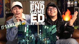 Video End Game- Taylor Swift ft Ed Sheeran & Future (Official Music Video)| Reaction MP3, 3GP, MP4, WEBM, AVI, FLV Januari 2018