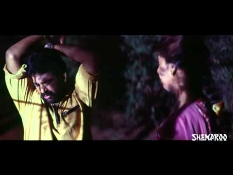 Deyyam Horror Movie Scenes - Maheshwari kisses J D Chakravarthy - Jayasudha  RGV 08 March 2014 02 PM