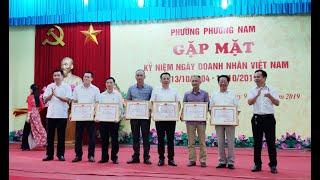Phường Phương Nam: Gặp mặt kỷ niệm ngày doanh nhân Việt Nam