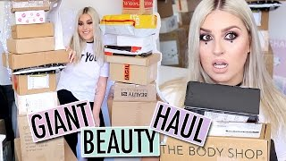Video Unboxing Over 36 Packages! ♡ HUGE Beauty & Fashion Haul! download in MP3, 3GP, MP4, WEBM, AVI, FLV Mei 2017