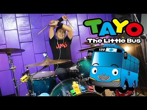 Hey Tayo (Drum Cover by Ruli P)