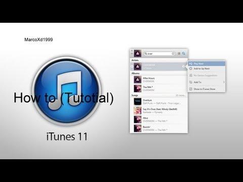 Kostenlos Musik auf iTunes laden (legal)
