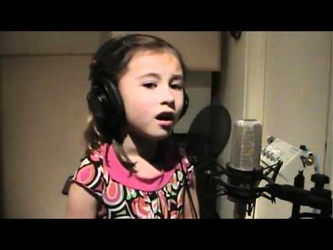Yes, Jesus Loves Me. Awesome rendition by 7 year old Rhema Marvanne. - Dear Jesus, I Love You.flv