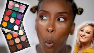 This Was Unexpected!!! RawbeautyKristi x PUR Woo Chile! by Jackie Aina
