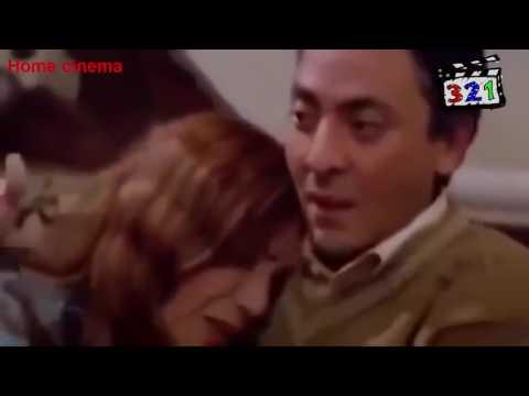 سخونة منى حسين وفتحى عبد الوهاب من فيلم عصافير النيل