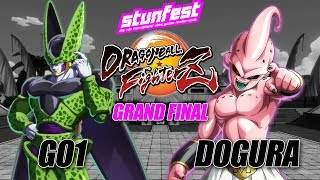 Stunfest 2018 - Go1 vs. Dogura - Grand Finals - Dragon Ball FighterZ
