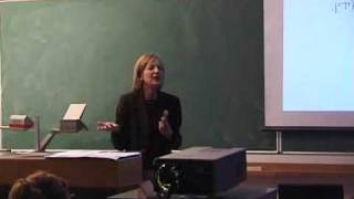 History and Rationality Lecture Series - Edna Ullman-Margalit